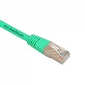 patch lead UTP CAT5e CAT6 network patch cord patch leads with CE certificat