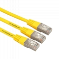 SFTP CAT6a Patch Cord Cable Fiber Patch Lead