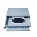 RS12 Terminal Box 12 Cores Slidable Rack Mount Fiber Optic Distribution Frame