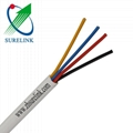 Surelink Security 4 Core Unscreened Unshielded Shielded Alarm Cable