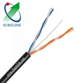 LAN Network Cable Indoor 2pair or 4pair