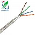 Surelink UTP Cat5e CCA Bare Copper Waterproof Outdoor Ethernet Cable SFTP CAT 5E