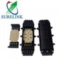 Small Size in-Line Wall Mount Terminal Box Fiber Optical Splice Distribution Box