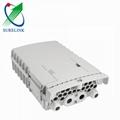 16ports Waterproof FTTH Fiber Optical Wall Mount Distribution Optic Terminal Box