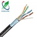 Shield Unshield Internet Cable 4Pair 305meter roll UTP STP FTP CAT 5E SFTP Cat5e