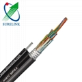 Hyat23 Outdoor Oil Filled Double Steel Tape Telecommunication Telephone Cable