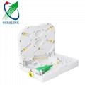 16port Fiber Optic Junction Terminal Distribution Box Waterproof