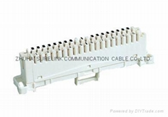 10pair connection module