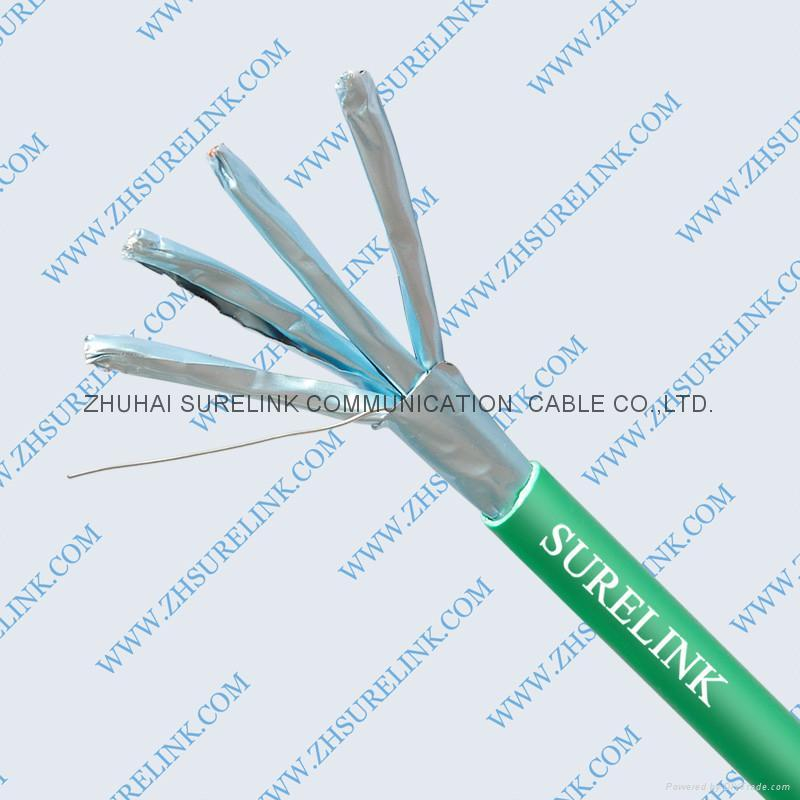 Fftp Cat6a China Manufacturer Network Cable Http