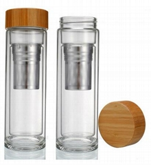 glass thermos