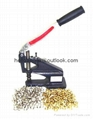 grommet attaching machine for BANNER PM5