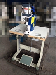 m13 penumatic grommet attaching machine
