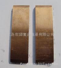 雙金屬自潤滑減磨滑塊