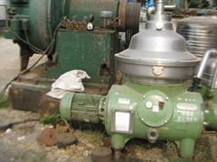 进口油水分离机