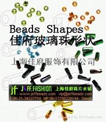 珠管,玻璃珠,珠片