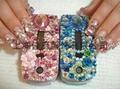 美甲鑽,韓國鑽,鑽鑽,指甲鑽,手機美容鑽 2