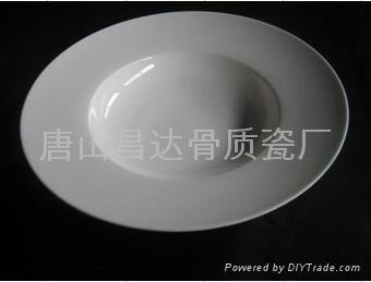酒店陶瓷餐具-汤盅 2