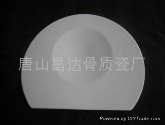 酒店陶瓷餐具-汤盅 4