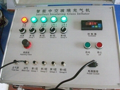 Hollow Glass Air Filling Machine for Insulating Glass