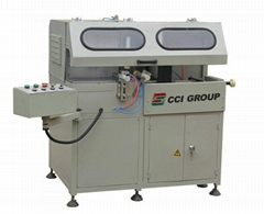 Alu-alloy Automatic Corner Key Cutting Saw