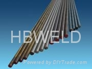 Cobalt alloy cast rods