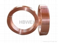 EL12 SUBMERED ARC WELDING WIRE