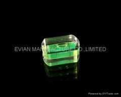 Acrylic Block Bubble Level Vial