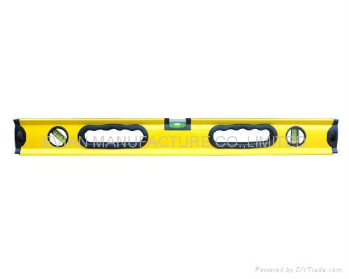 EV-S101 Heavy Duty Aluminium Spirit Level 1