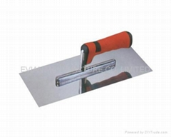 EVIAN Plastering Trowel with Soft Rubber Handle