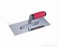 Plastering Trowel with Soft Rubber
