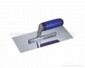 Plastering Trowel with Soft Rubber Handle