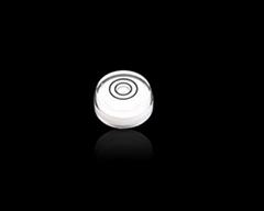 Circular Bubble Level Vial