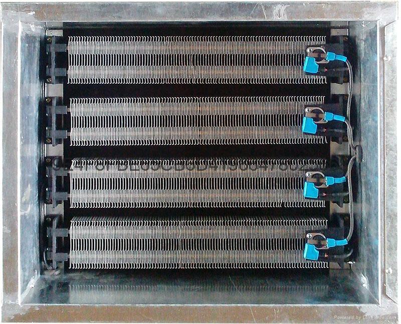 不鏽鋼輔助電加熱器 5