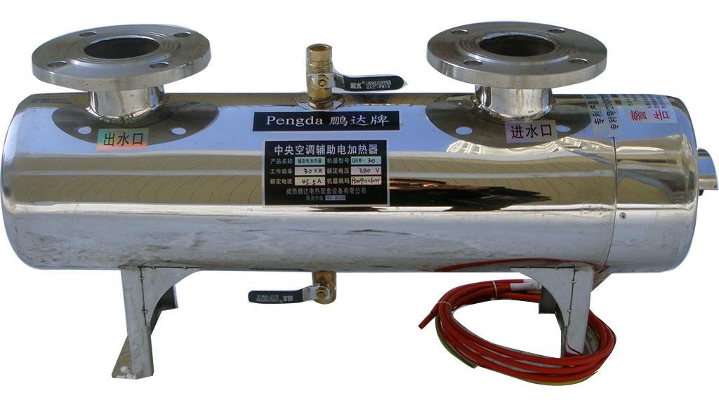 鵬達PD-QHW風管道式輔助加熱器 4