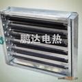 風管道式輔助加熱器PD-QHW 2