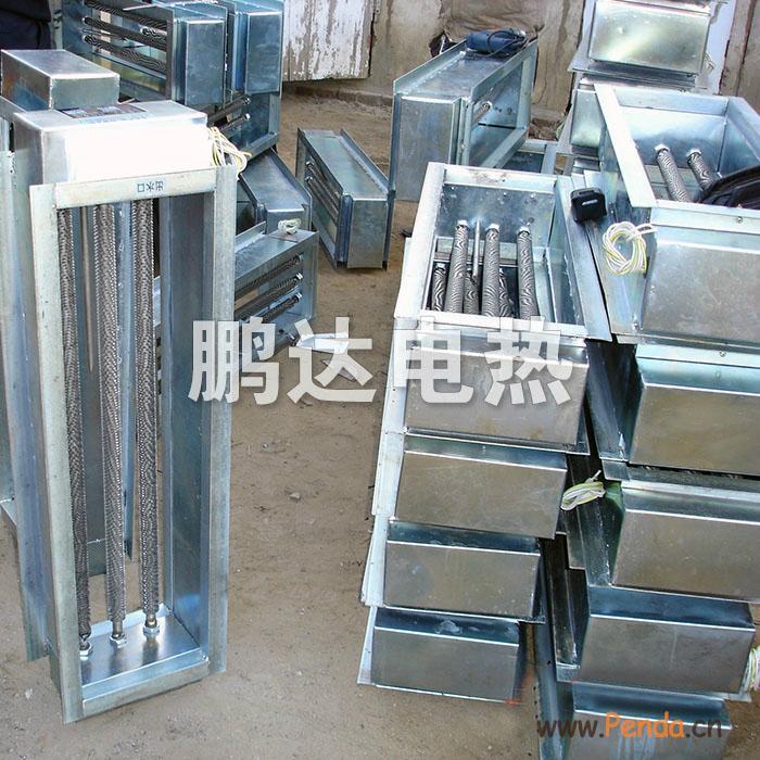 風管道式輔助加熱器PD-QHW 5