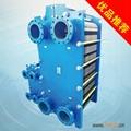 鵬達板式換熱器 1