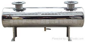 不鏽鋼輔助電加熱器 2