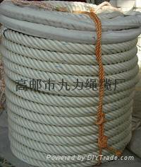 供應船用纜繩 2