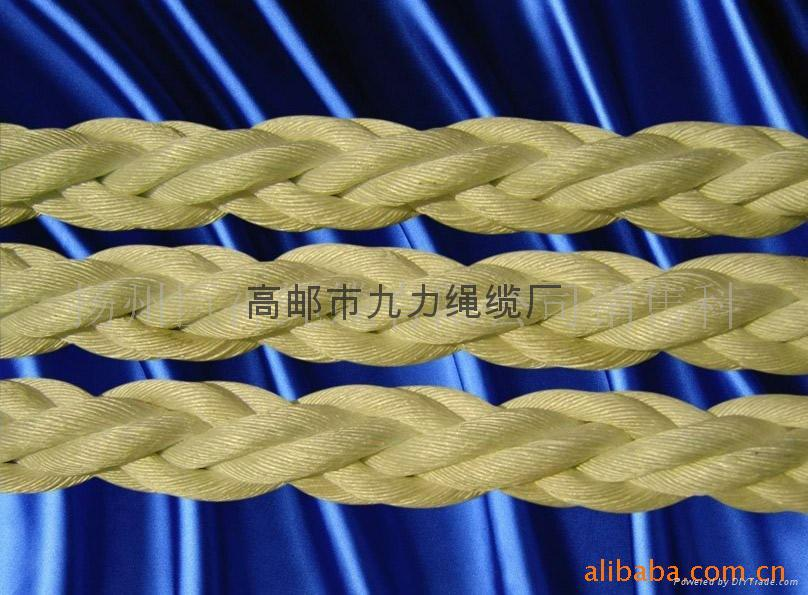供應船用纜繩 3