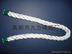 供應三股纜繩