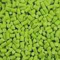 环保高光泽柠檬黄色母粒PP塑料色母粒