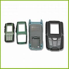 【雙色成型】通訊產品塑膠件 / 戶外手機外殼