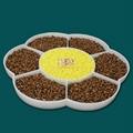 WPC木纹色母粒 板材级色母 咖啡黄色