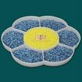 珠光颜料 蓝色珠光色母粒【彩色母粒定制】