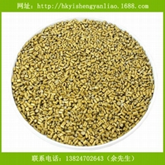 高光澤高分散性PP/PE紅金色母粒