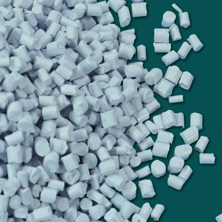 中山艺盛 PE电缆白色母粒 钛白粉高 光泽好通用性广改性PE主载体 3