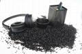 ABS原料用于电子电器/汽车仪表板/文具/容器/运动用品等 黑色色种