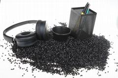 ABS原料用於電子電器/汽車儀表板/文具/容器/運動用品等 黑色色種