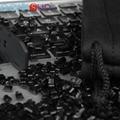 PBT黑色母粒 键盘 钓具 车门把手 电子电器 运动器材等专用黑色母